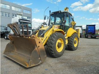 Retroexcavadora New Holland LB115B