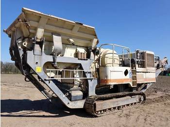 Metso LT96 Low hours crusher  - trituradora