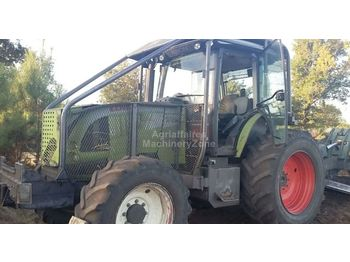 Claas ARION 630 - tractor forestal