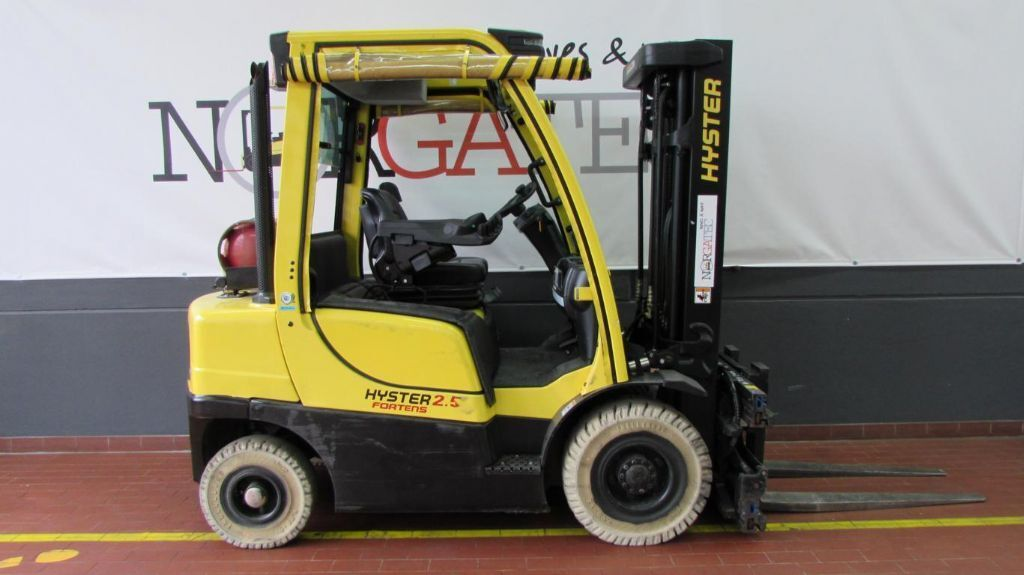 carretilla elevadora HYSTER H 2.5 FT ADVANCE
