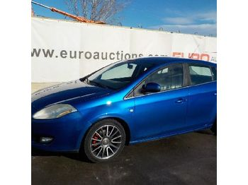 2007 Fiat Bravo 1.9 Sport 150CV Diesel Car c/w CD/Radio, Multijet, Climate Control (Spanish Reg. Docs. Available Temporarily Deregistered w/o PC ? Original Docs Process on Buyer Responsibility / Doc. - coche