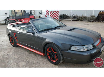 FORD MUSTANG GT - coche