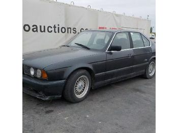 LOT # 0052 -- 1995 BMW 525 TDS - coche