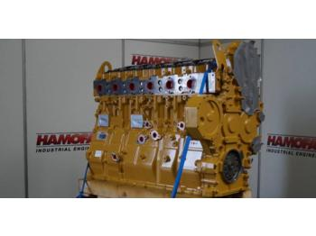 Caterpillar C18 LONG-BLOCK  - motor