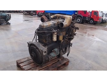 DAF 95 ATI 360 (ENGINE WITH MANUAL PUMP / EURO 2) - motor
