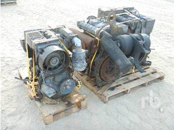 DEUTZ Qty Of 3 - motor