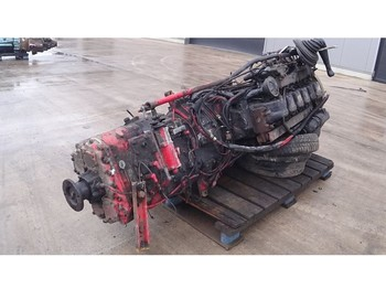 MAN 19.463 (6 CYLINDER ENGINE WITH ZF-GEARBOX) - motor
