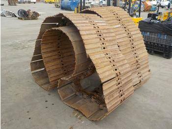 700mm Steel Track Group (2 of) - oruga