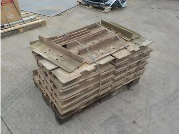 Pallet of 600mm Pads to suit D65 - oruga