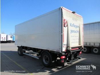 Remolque frigorífico ACKERMANN Anhänger  Taillift