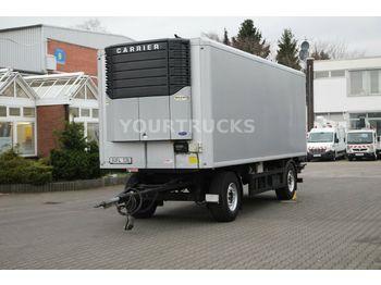 Remolque frigorífico Ackermann Carrier Maxima 1000/ Strom/ Rolltor/ LBW