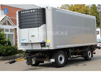 Remolque frigorífico Ackermann Carrier Maxima 1000/Strom/Rolltor/LBW/1.660h
