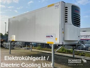 Remolque frigorífico SCHMITZ Wechselaufbau Tiefkühler Standard