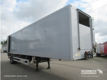 Semirremolque caja cerrada  Auflieger Tiefkühler Standard Taillift