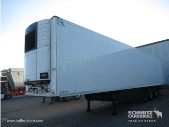 Semirremolque caja cerrada SCHMITZ Auflieger Tiefkühler Standard Double deck