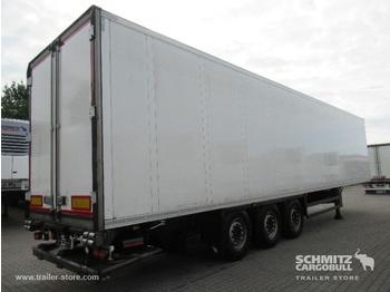 Semirremolque caja cerrada SCHMITZ Auflieger Tiefkühler Standard Taillift