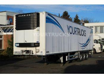 Semirremolque frigorífico Chereau Carrier Maxima 1300 /Strom/2,6h/SAF/LBW/FRC 22