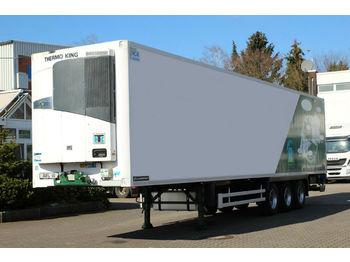 Semirremolque frigorífico Lamberet Thermo King SLXe 200/Trennwand/2,7h/LBW/FRC 2022