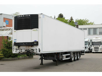 Semirremolque frigorífico LeciTrailer CV 1850 MT/Strom/Bi-Multi-Temp/LBW/FRC 2022