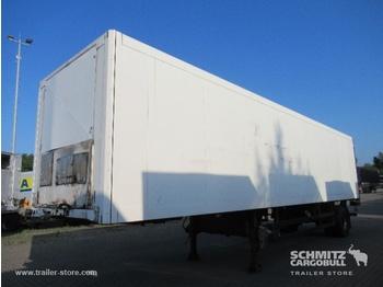 Semirremolque frigorífico SCHMITZ Auflieger Frischdienst Standard Taillift