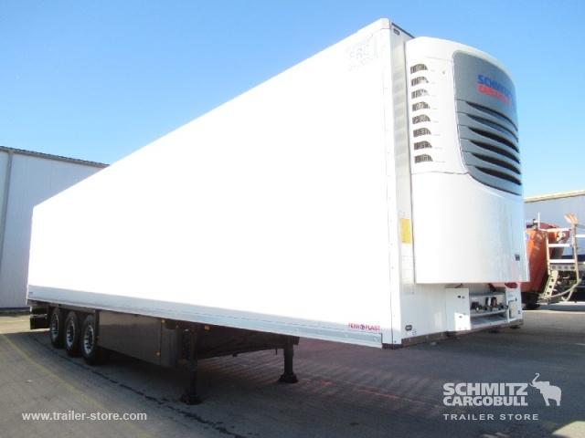 semirremolque frigorífico Schmitz Cargobull Reefer Standard Double deck