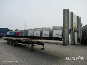 Semirremolque plataforma/ caja abierta  Auflieger Plateau Standard