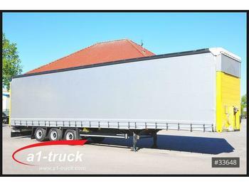 Semirremolque toldo Schmitz Cargobull S01 Megatrailer, Kilometer 287.020 HU 07/2021