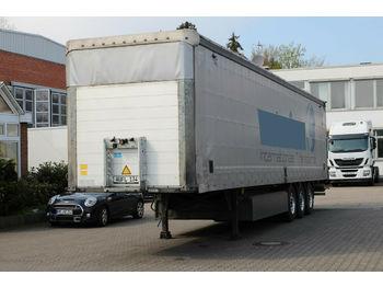 Semirremolque toldo Schmitz Cargobull Standard/Edscha/Speed curtain/Fast slider/LaSi