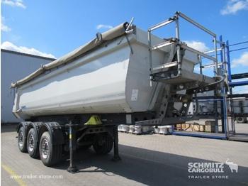 Semirremolque volquete Schmitz Cargobull Tipper Steel half pipe body 24m³