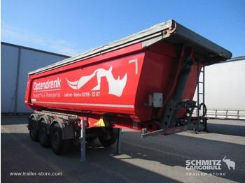Semirremolque volquete Schmitz Cargobull Tipper Steel half pipe body 29m³