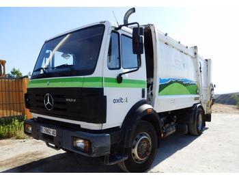 Camión de basura Mercedes-Benz SK 1824
